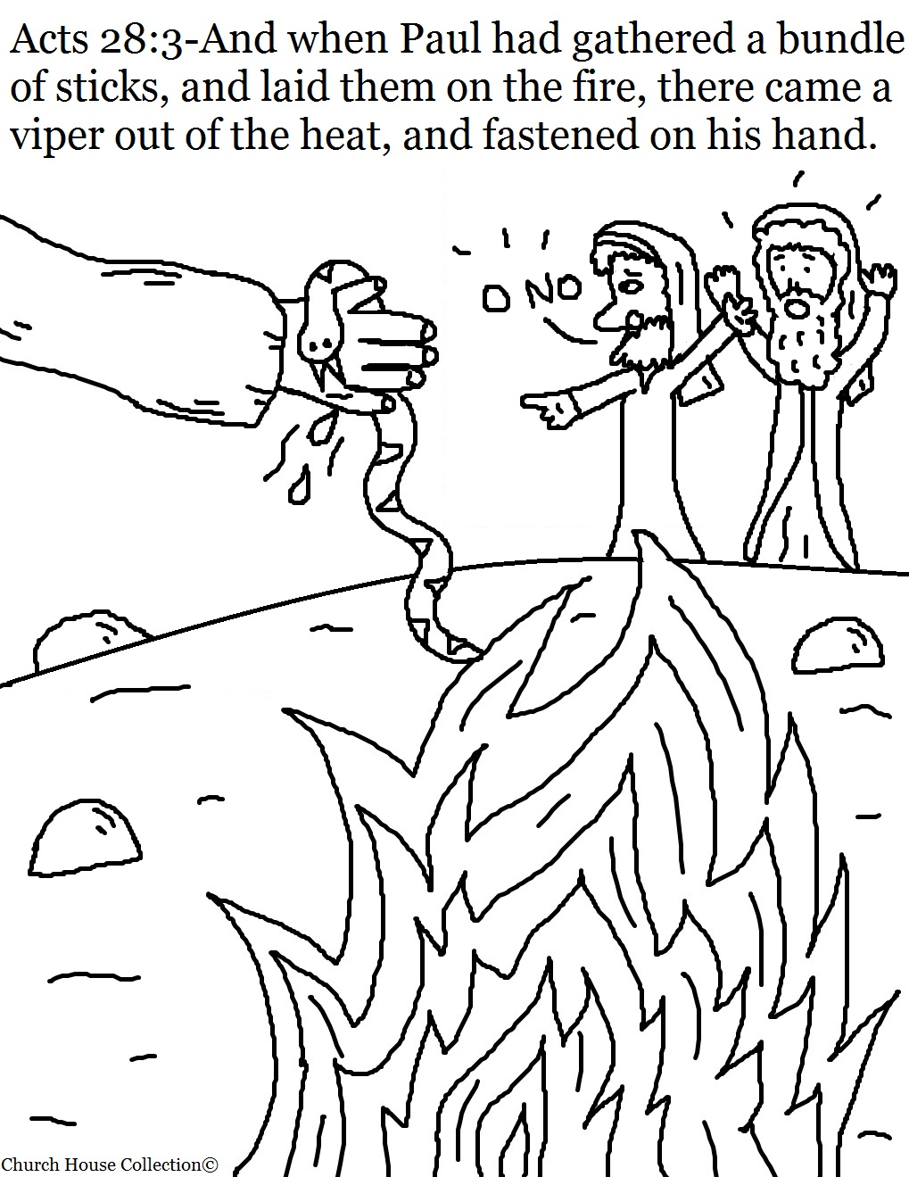 1019x1319 Apostle Paul Shipwrecked Coloring Page Color Bros