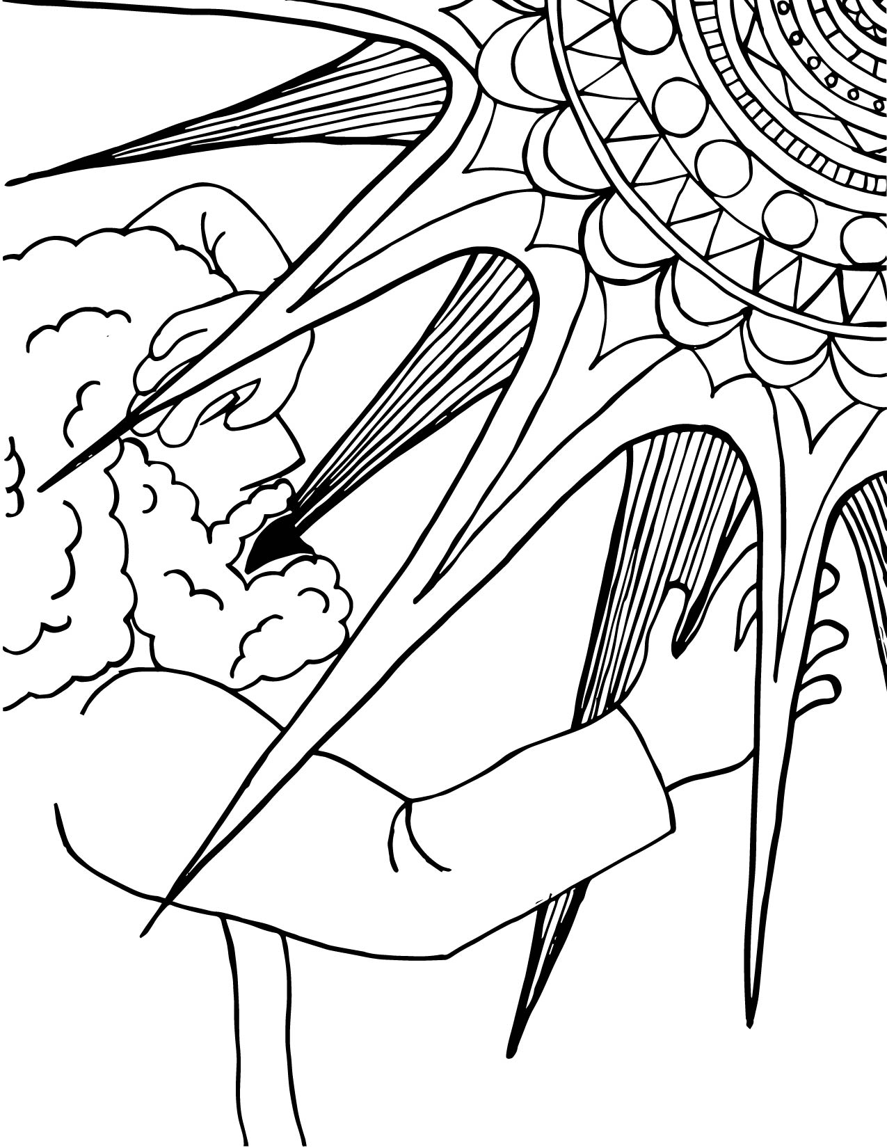1275x1650 Conversion Of Saint Paul Coloring Page The Homely Hours