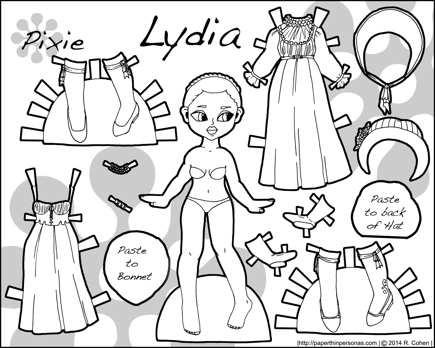 1500x1200 Suddenly Lydia Coloring Page Pixies Girls Arch