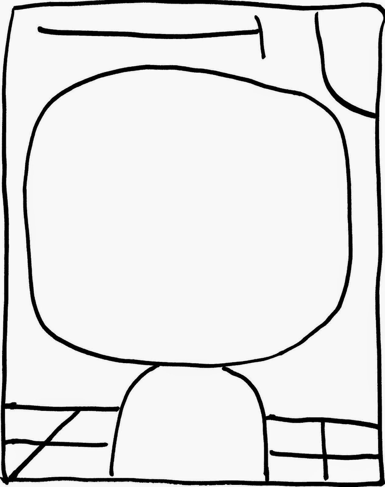 1264x1600 Paul Klee Coloring Pages How To Draw Rudolph The Reindeer