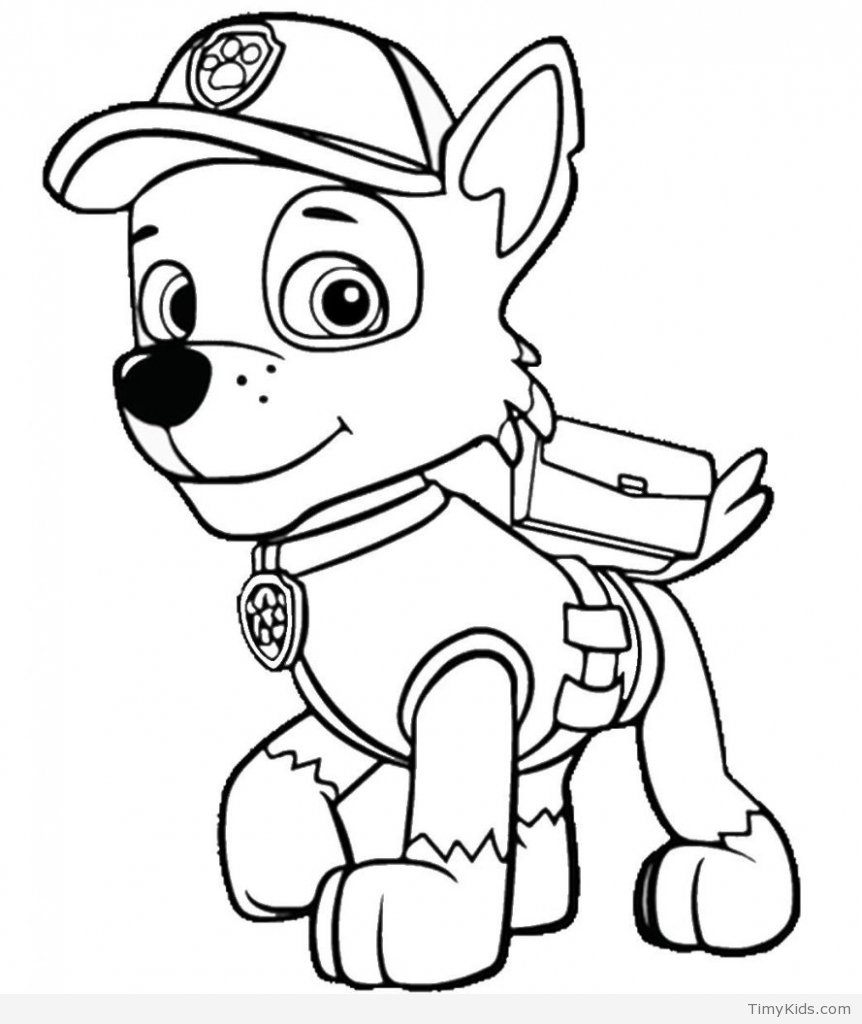 862x1024 Awesome Paw Patrol Printables For Kids