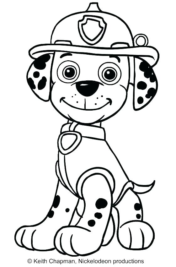 561x850 Printable Paw Patrol Colouring Pages These Paw Patrol Character