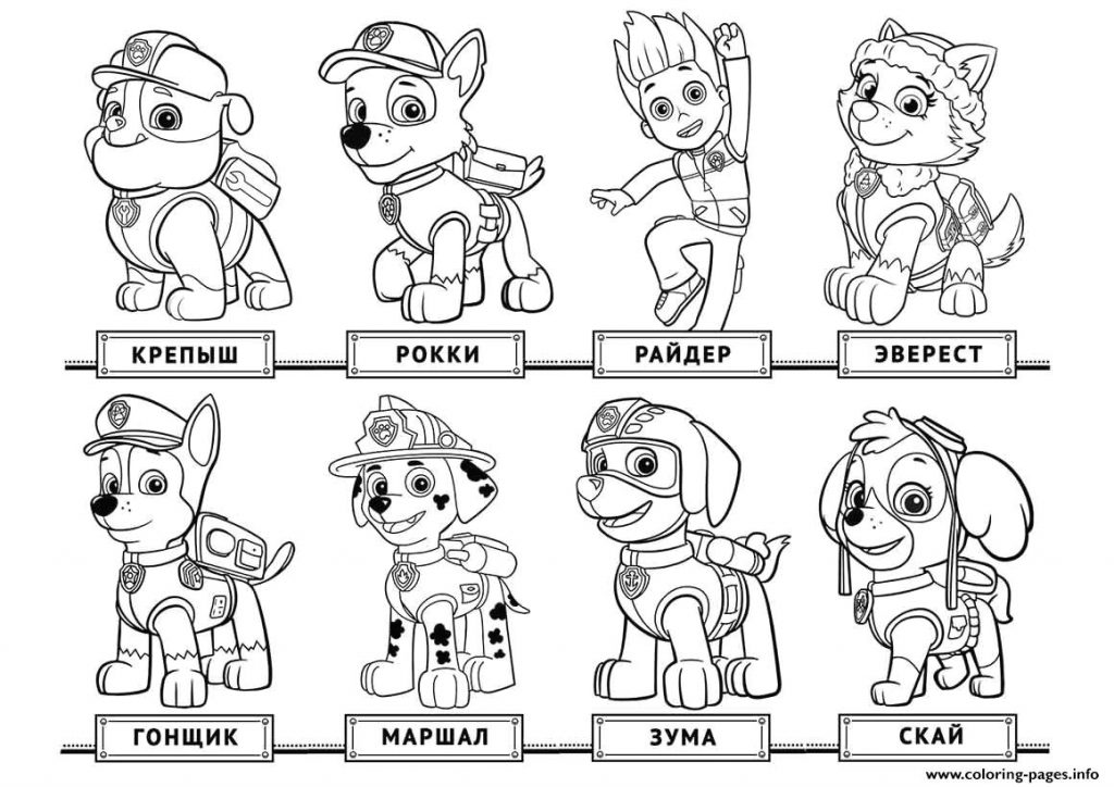 1024x724 Coloring Pages Pet Patrol Fresh Printable Coloring Pages For Paw