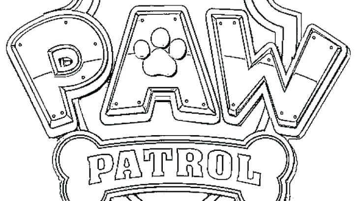728x409 Paw Patrol Coloring Pictures With Beautiful Free Paw Patrol
