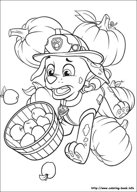 567x794 Paw Patrol Coloring Pages On Coloring
