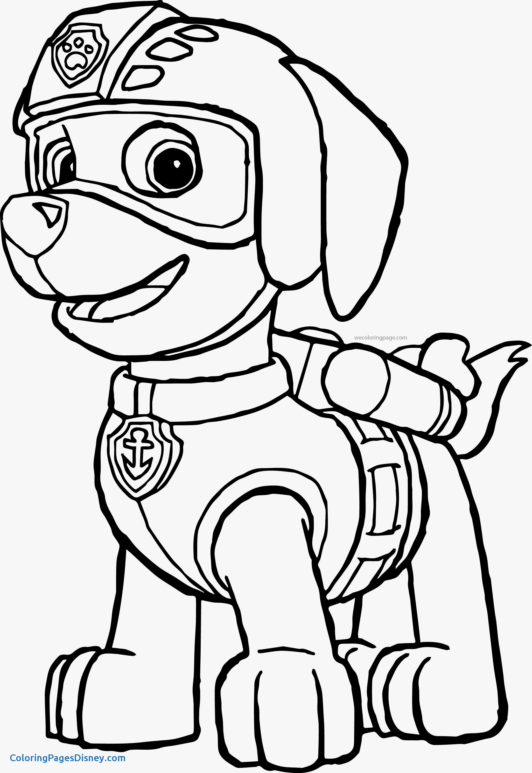 Paw Patrol Coloring Pages Games