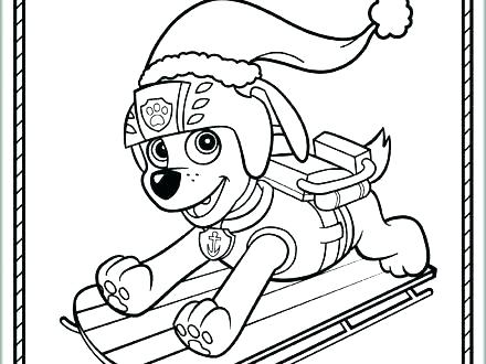 paw patrol coloring pages games at getdrawings   free download
