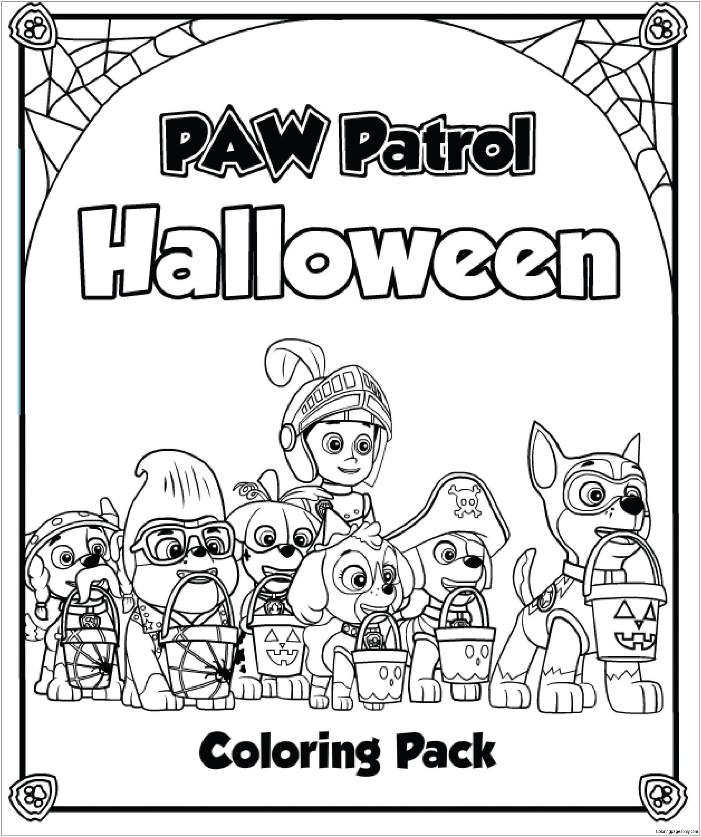 2378x2840 Paw Patrol Printable Birthday Coloring Pages Copy Paw Patrol