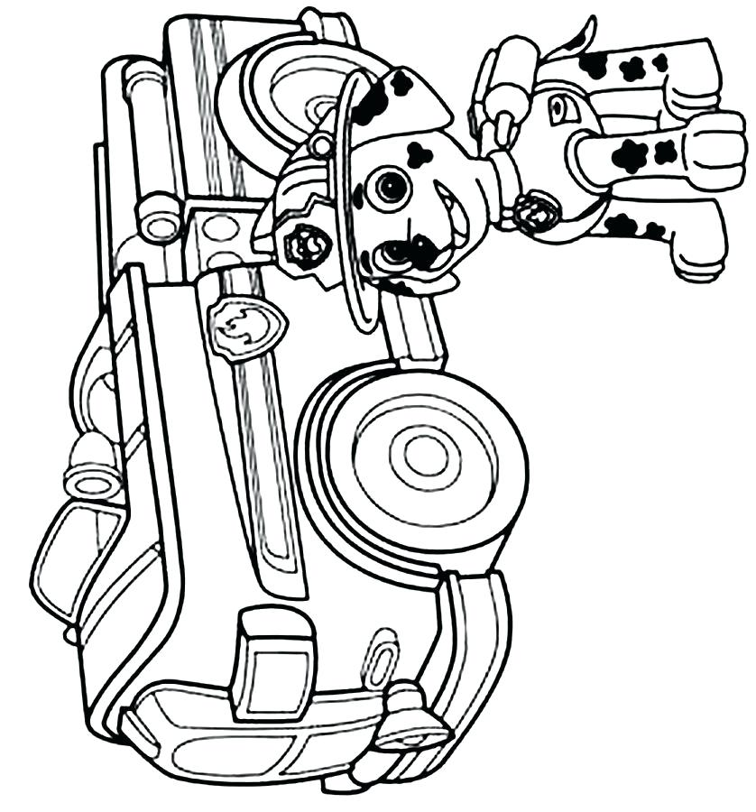 838x900 Paw Patrol Printable Coloring Pages Paw Patrol Colouring Pages Paw