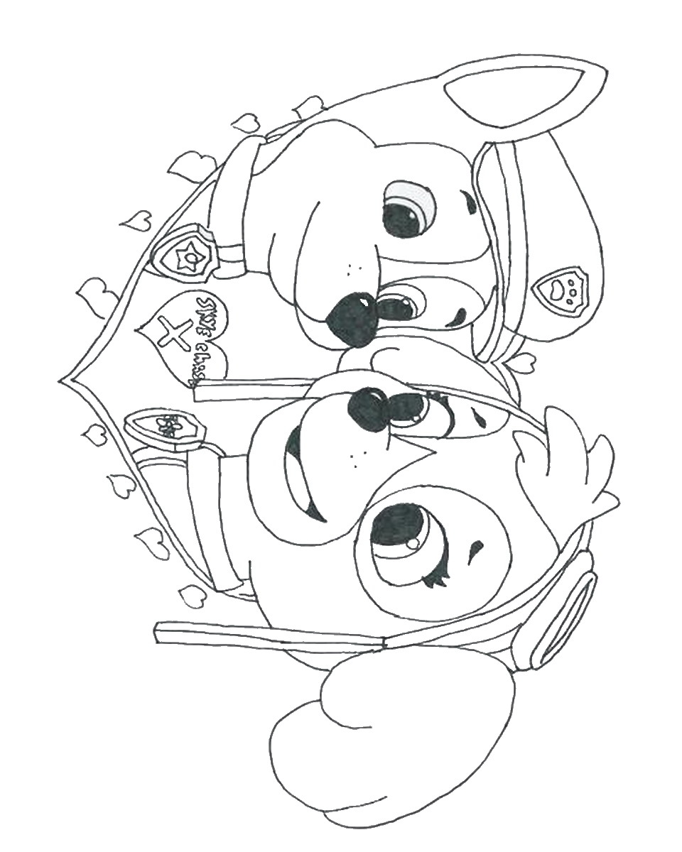 960x1200 Unique Paw Patrol Halloween Coloring Pages Design Free Coloring Book