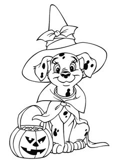236x333 Disney Halloween Coloring October Preschool Transportationouter
