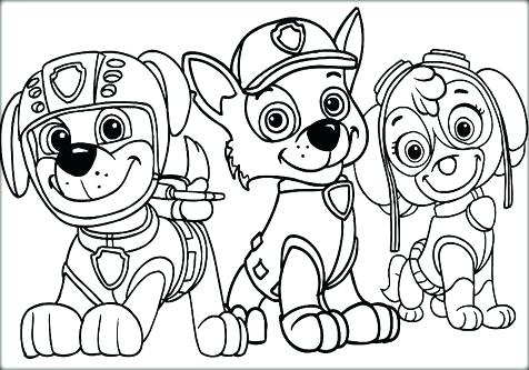 476x333 Paw Patrol Coloring Pages Able Paw Patrol Coloring Pages Online