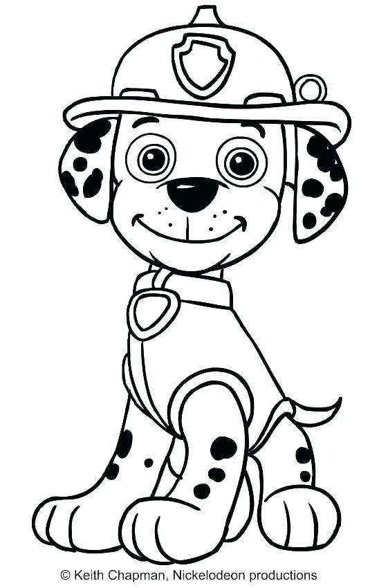 photograph about Printable Paw Patrol Coloring Pages called Paw Patrol Coloring Web pages Pdf at  Cost-free for
