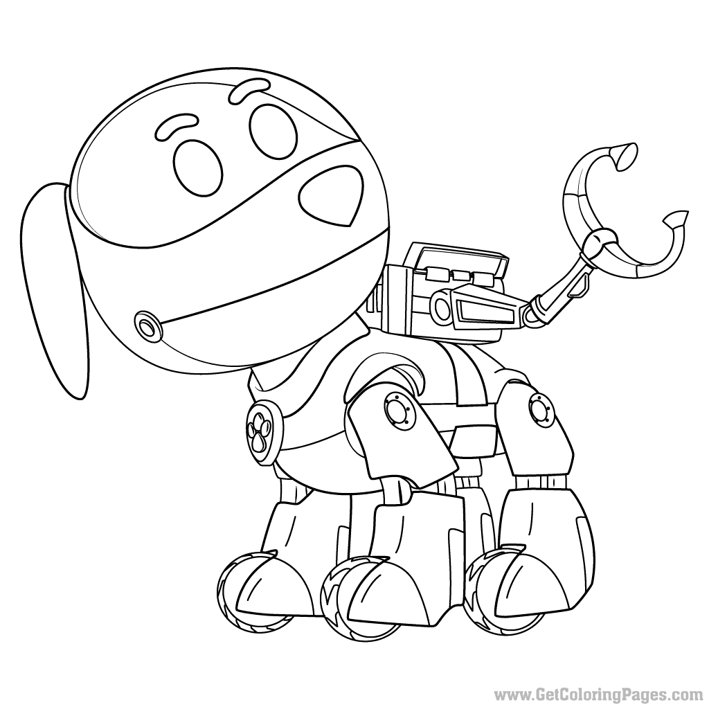 50 Best Ideas For Coloring Ryder Paw Patrol Coloring Page