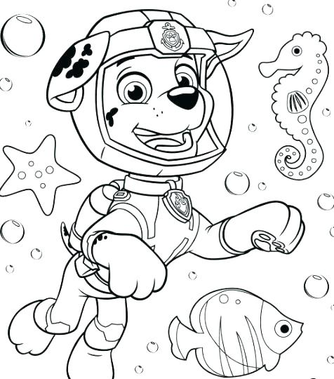 476x540 Paw Patrol Coloring Sheets With Paw Patrol Coloring Pages Tracker