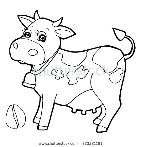 450x470 How To Print Coloring Pages How To Print Coloring Pages Cattle
