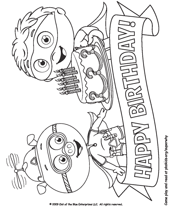 565x688 Super Why Coloring Pages Birthday Party Ideas For Kids Pbs Parents