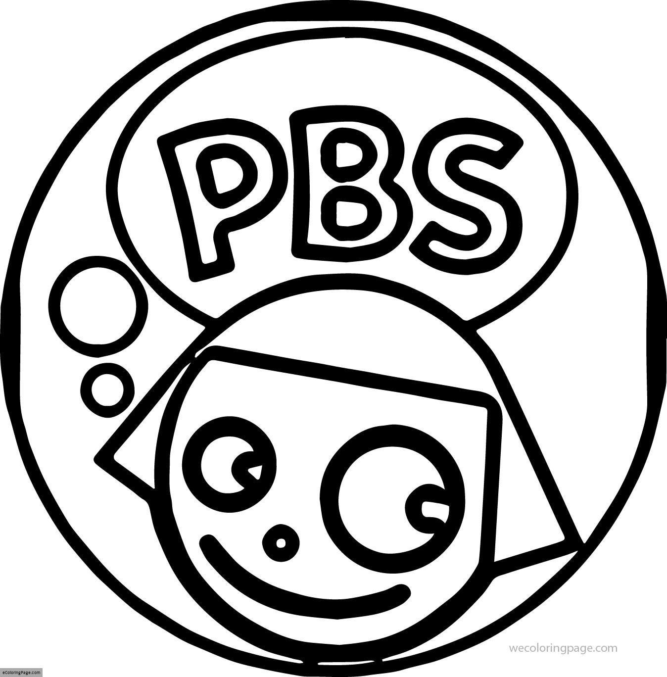 1348x1368 Pbs Kids Coloring Pages For Kids Ecoloringpage Printable Pbs