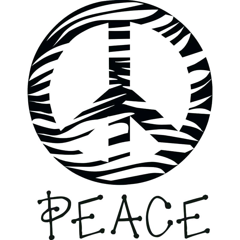 800x800 Pictures Of Peace Signs To Color Peace Coloring Pages Peace