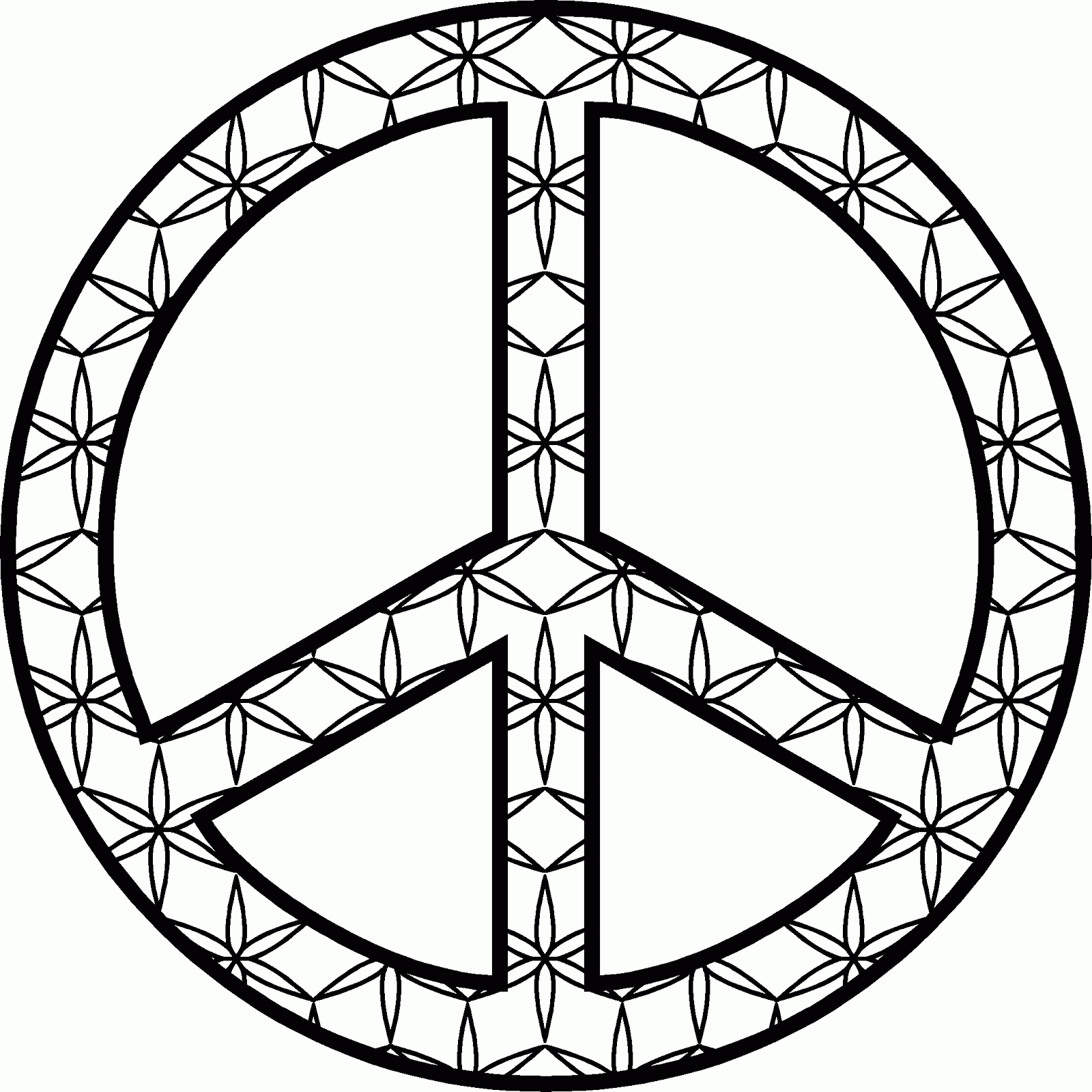 1600x1600 Peace Sign Coloring Pages Luxury Free Coloring Pages Of Peace Sign