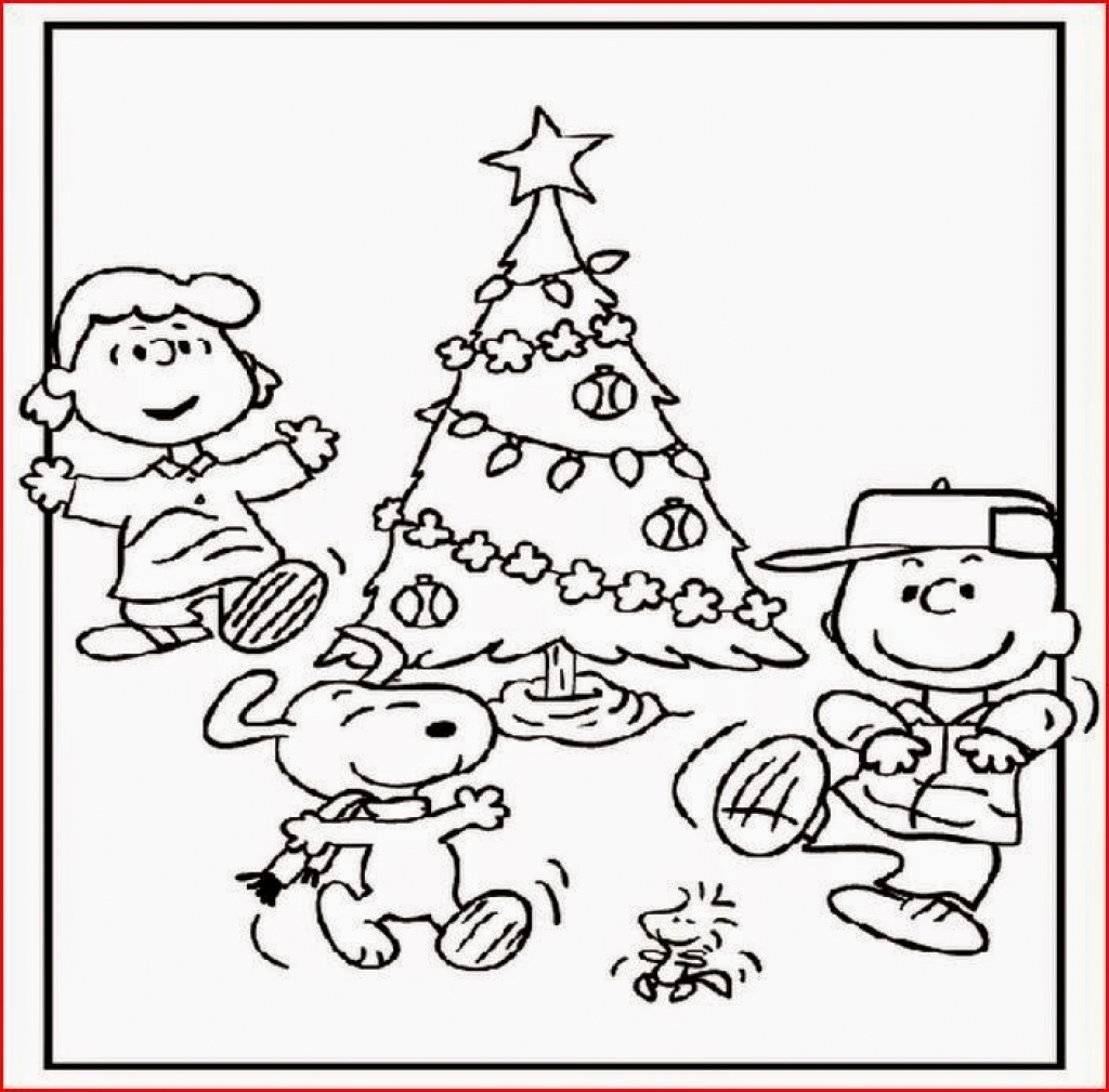 1024x1009 Happy Charlie Brown And Pumpkins Coloring Pages For Kids Beautiful