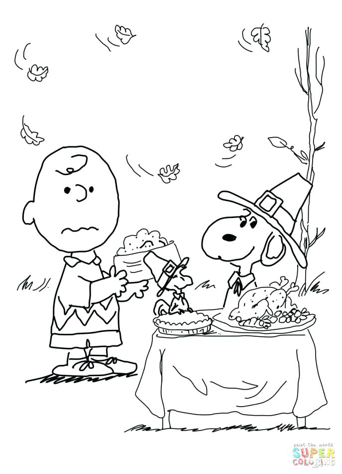 687x950 Peanuts Coloring Pages