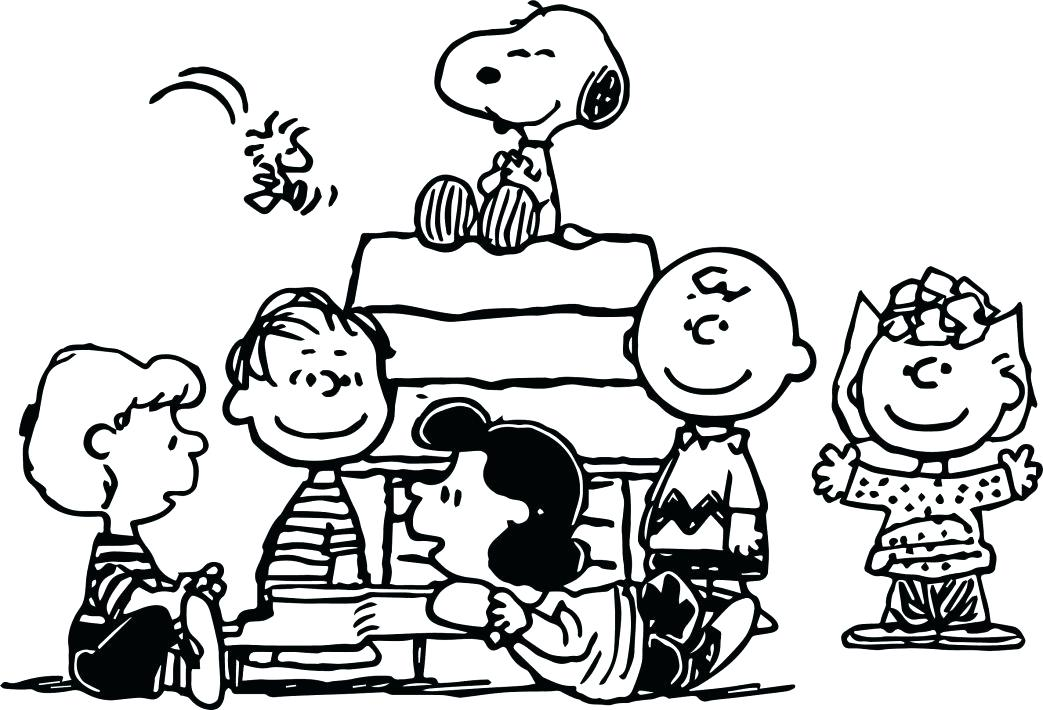 The Best Free Snoopy Coloring Page Images Download From 50 Free