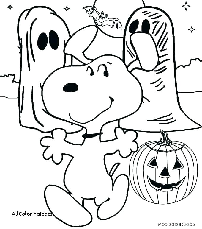 680x769 Charlie Brown Halloween Coloring Pages Charlie Brown Coloring