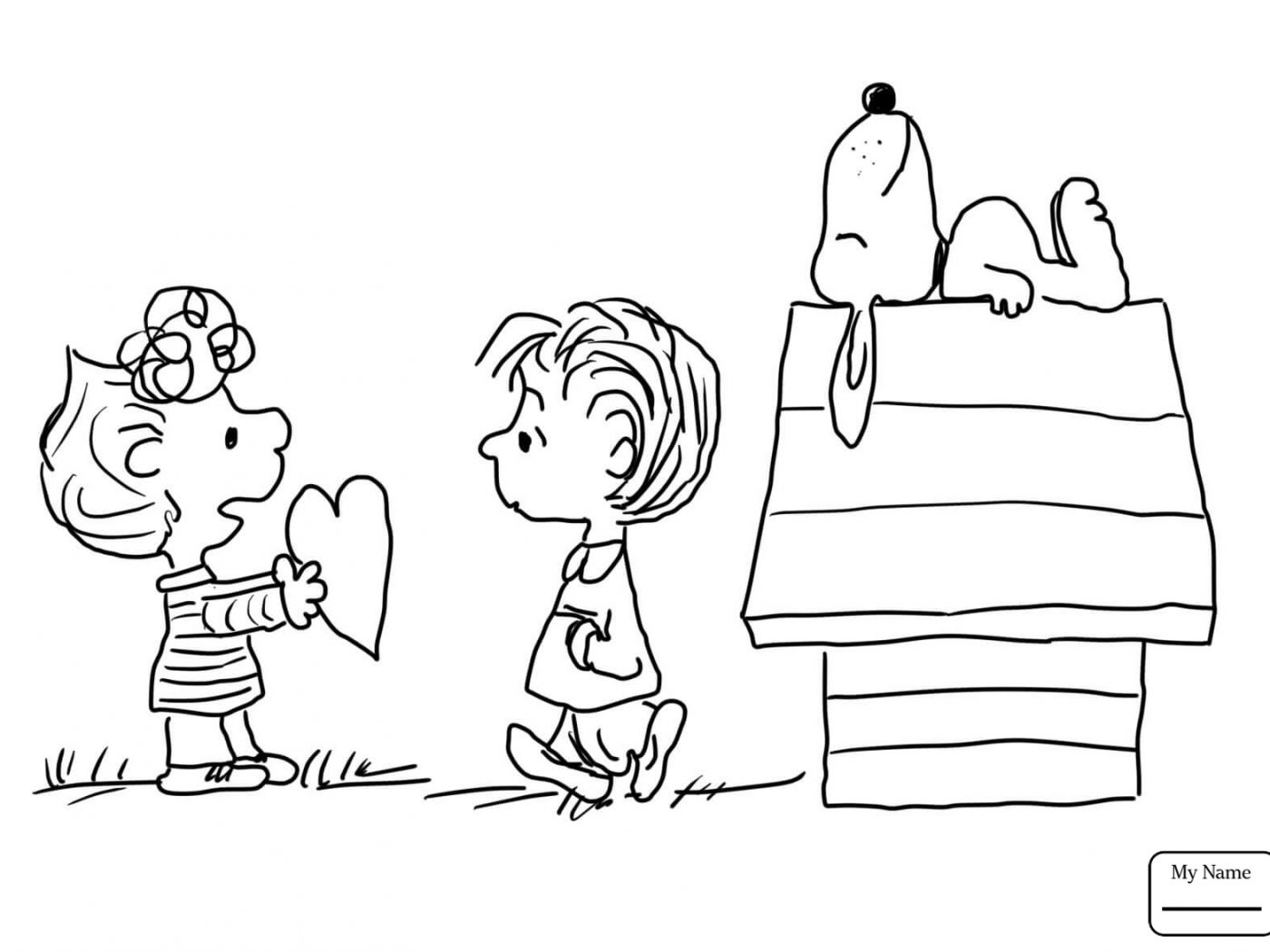 1400x1050 Peanuts Movie Coloring Pages Snoopy Disney Lion King Pictures