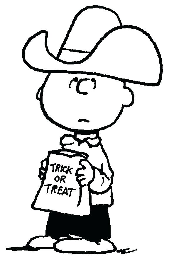 576x884 Charlie Brown Coloring Page