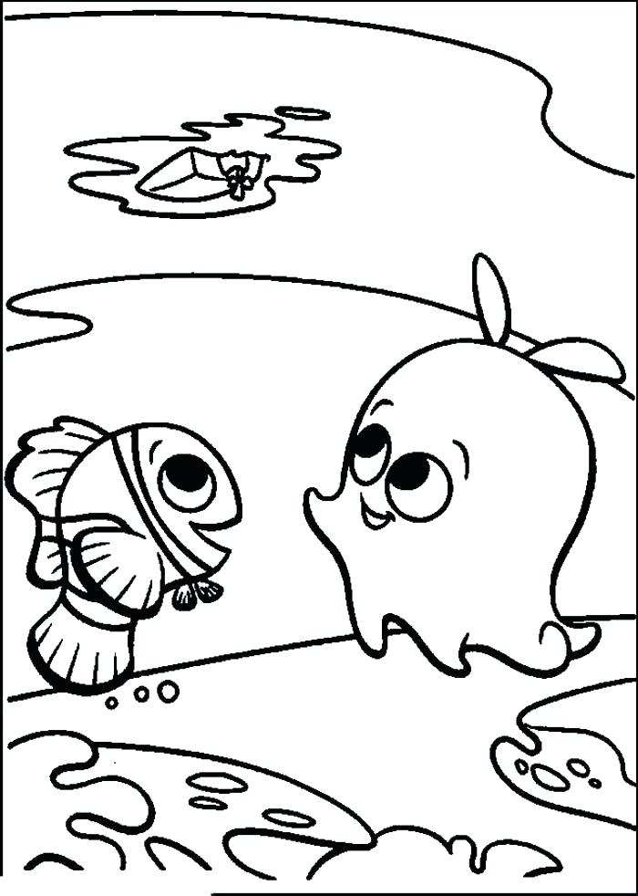 700x982 Finding Coloring Pages Finding Pearl And Marlin Kids Coloring