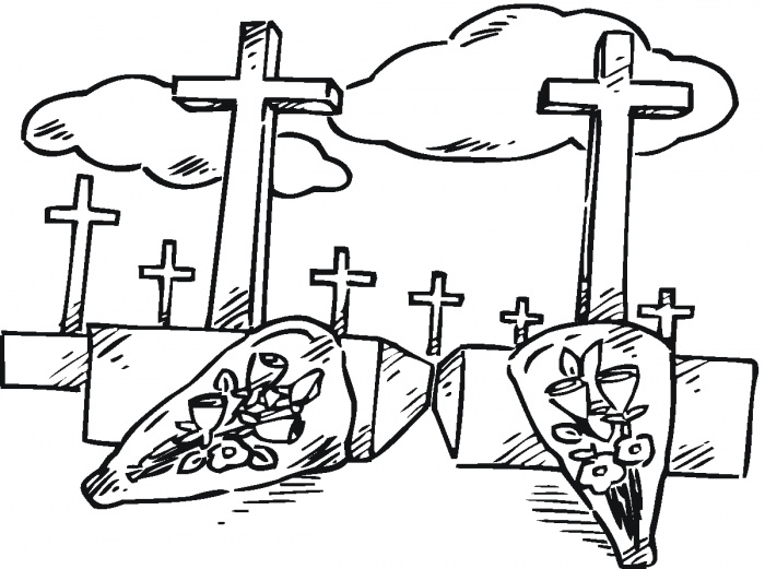 700x521 Memorial Day Coloring Pages