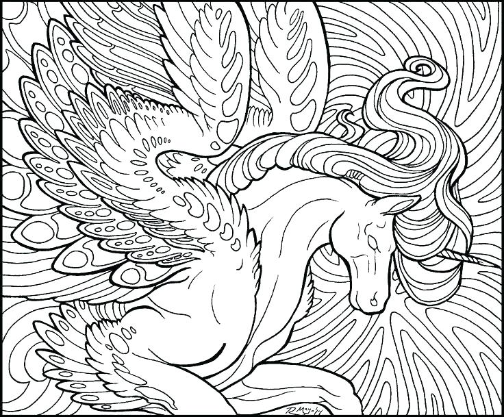 736x609 Pegasus Coloring Pages Coloring Page This Is Coloring Page