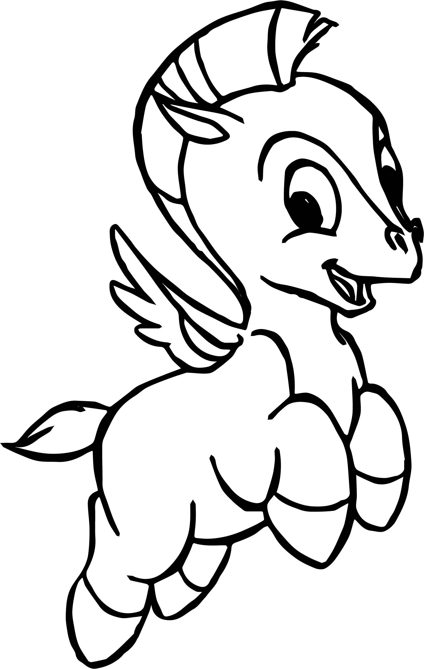 1406x2218 Smile Baby Pegasus Coloring Pages Wecoloringpage
