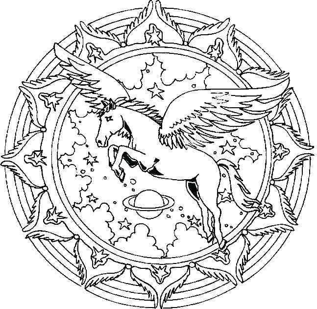 647x631 Pegasus Coloring Page Coloring Page Metal Fury Cosmic Coloring