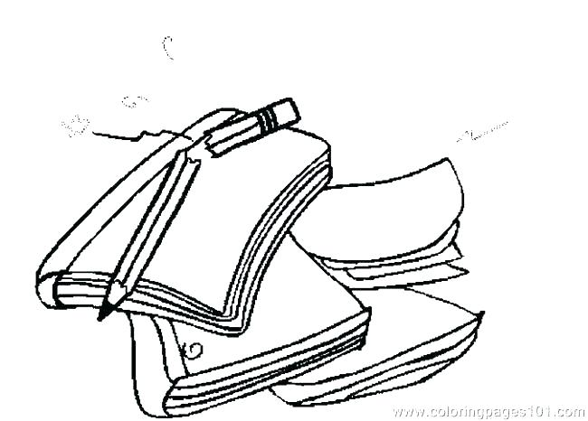 650x466 Pencil Coloring Page Pencil Coloring Pages Pencil Ii Coloring Page