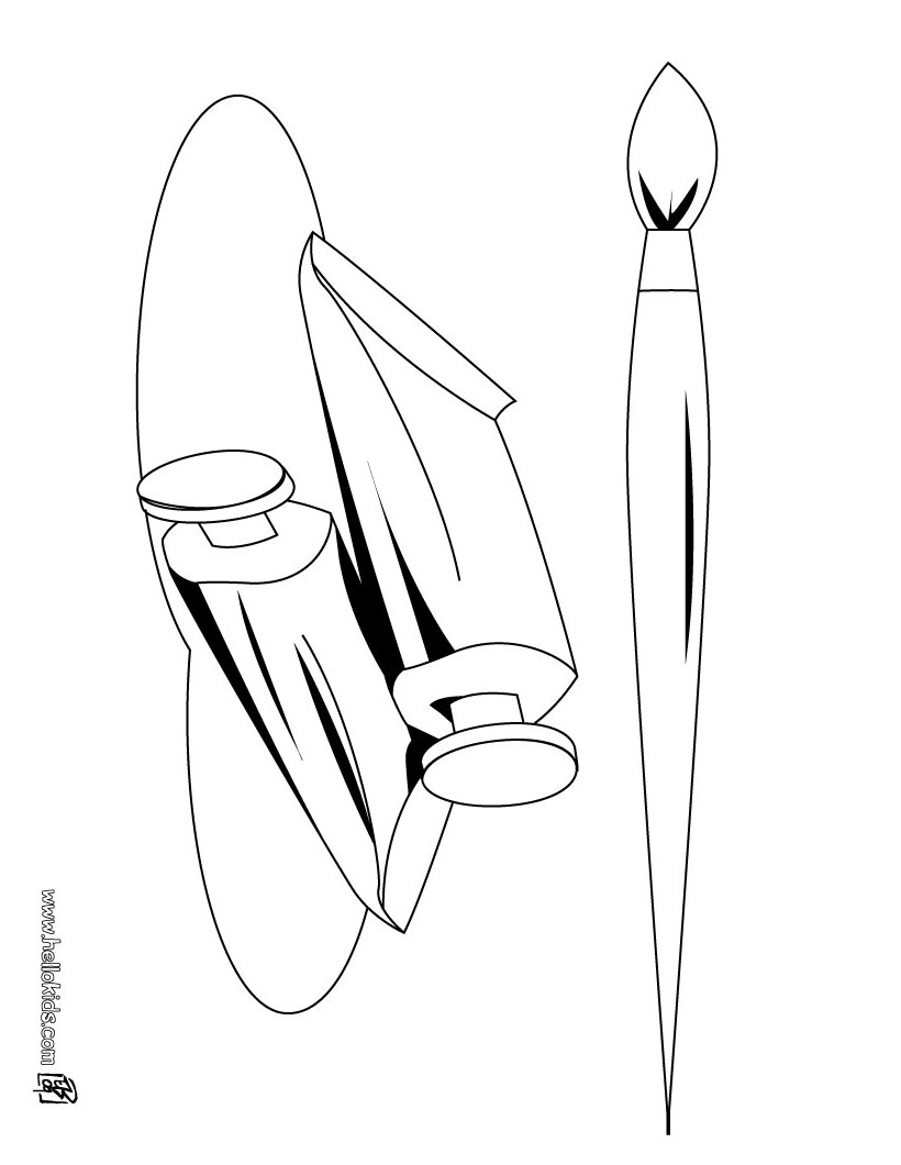 820x1060 Pencil Coloring Pages
