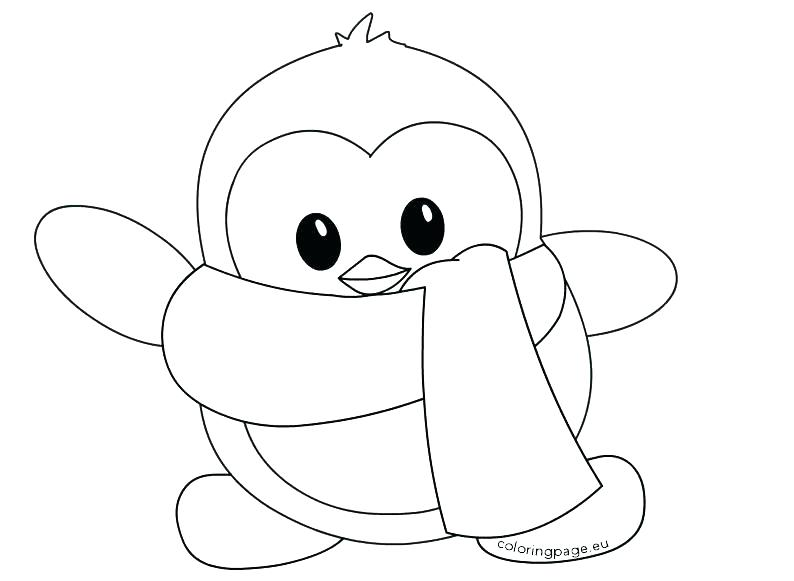 794x581 Penguin Coloring Pages Cute Coloring Pages Packed With Cute