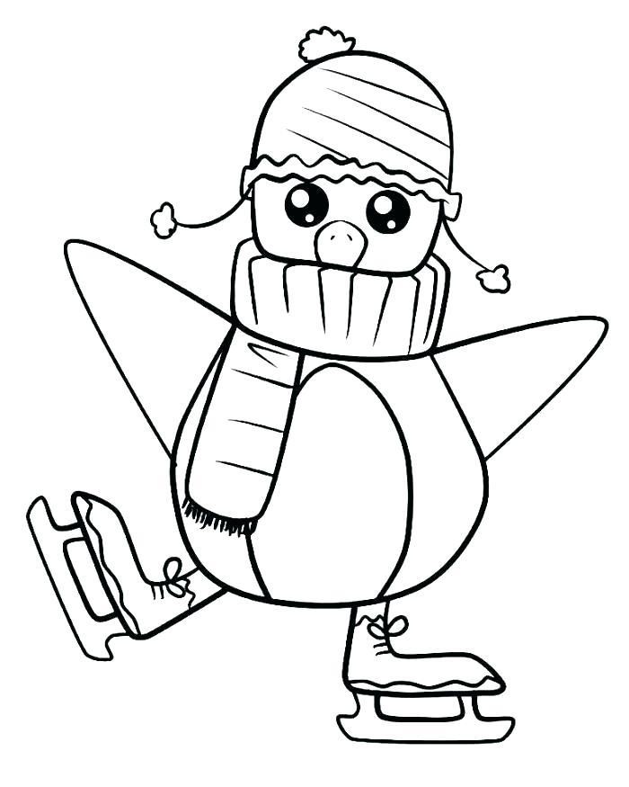 700x875 Unique Cute Baby Penguin Coloring Pages Kids Online Flowers