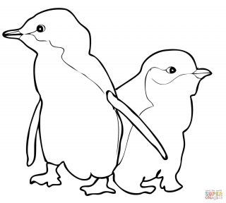 320x288 Penguins Of Madagascar Coloring Pages Pdf Penguin Pictures