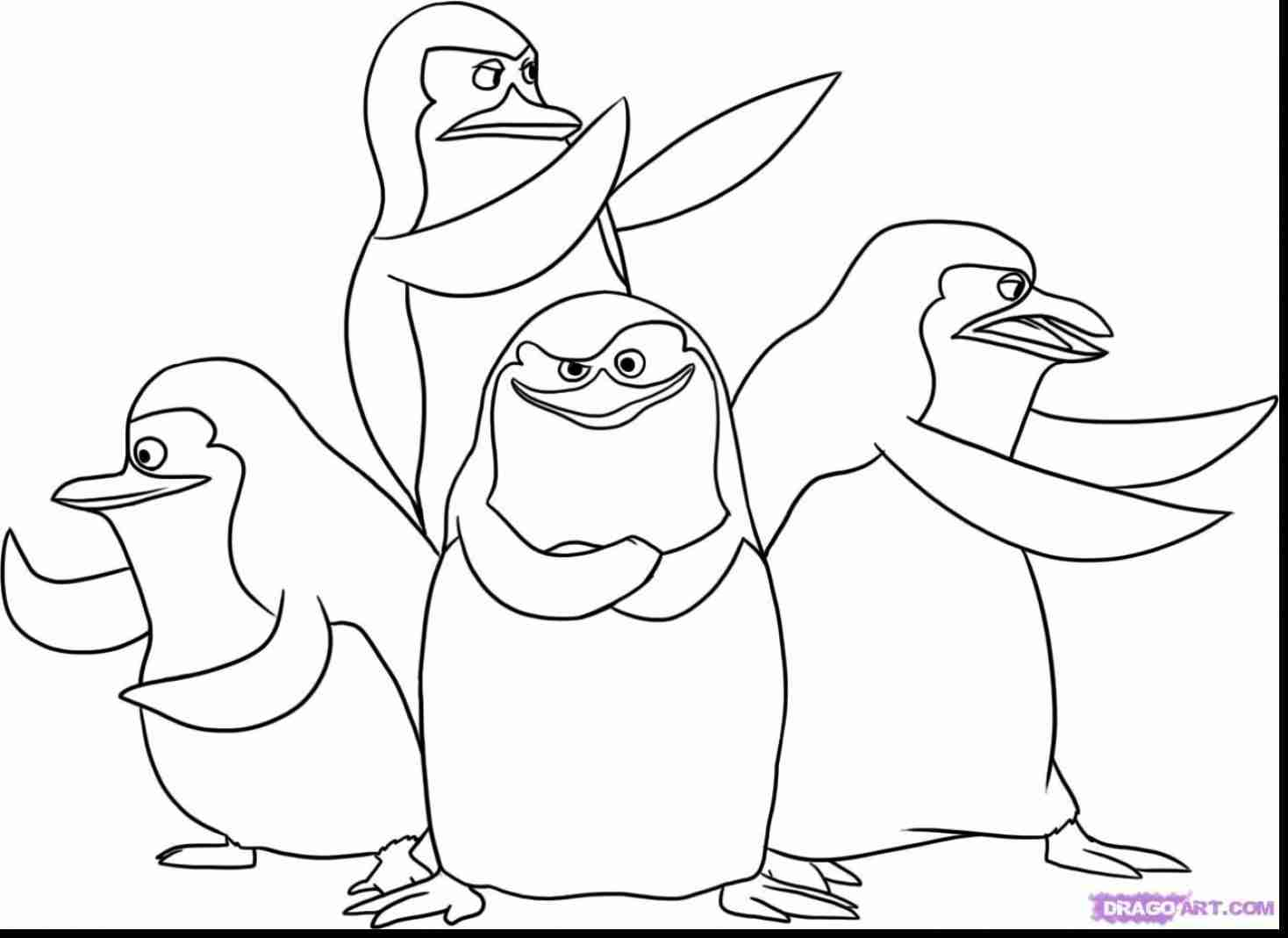 1468x1069 The Penguins Of Madagascar Coloring Pages Ebcs Fine