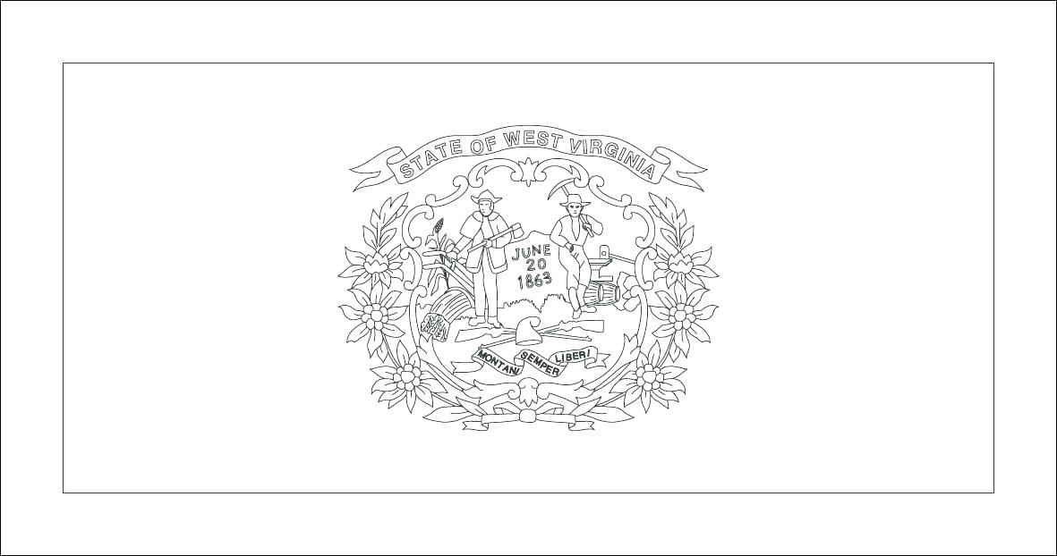 Pennsylvania State Coloring Pages At Getdrawings Com Free For