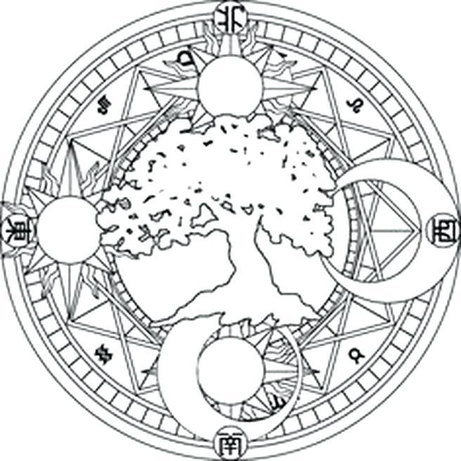 656x656 Pagan Coloring Pages Coloring Pages Pagan Coloring Pages Pentagram