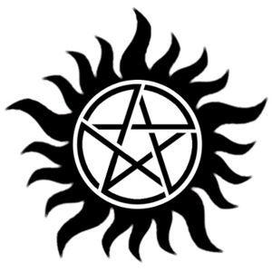 300x300 Pentagram Clipart Nature