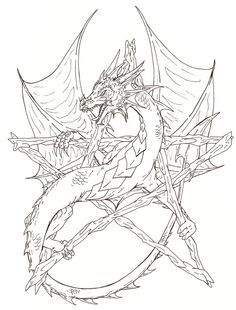 236x310 Wiccan Coloring Pages Pentagram Coloring Pages Picture Drawing