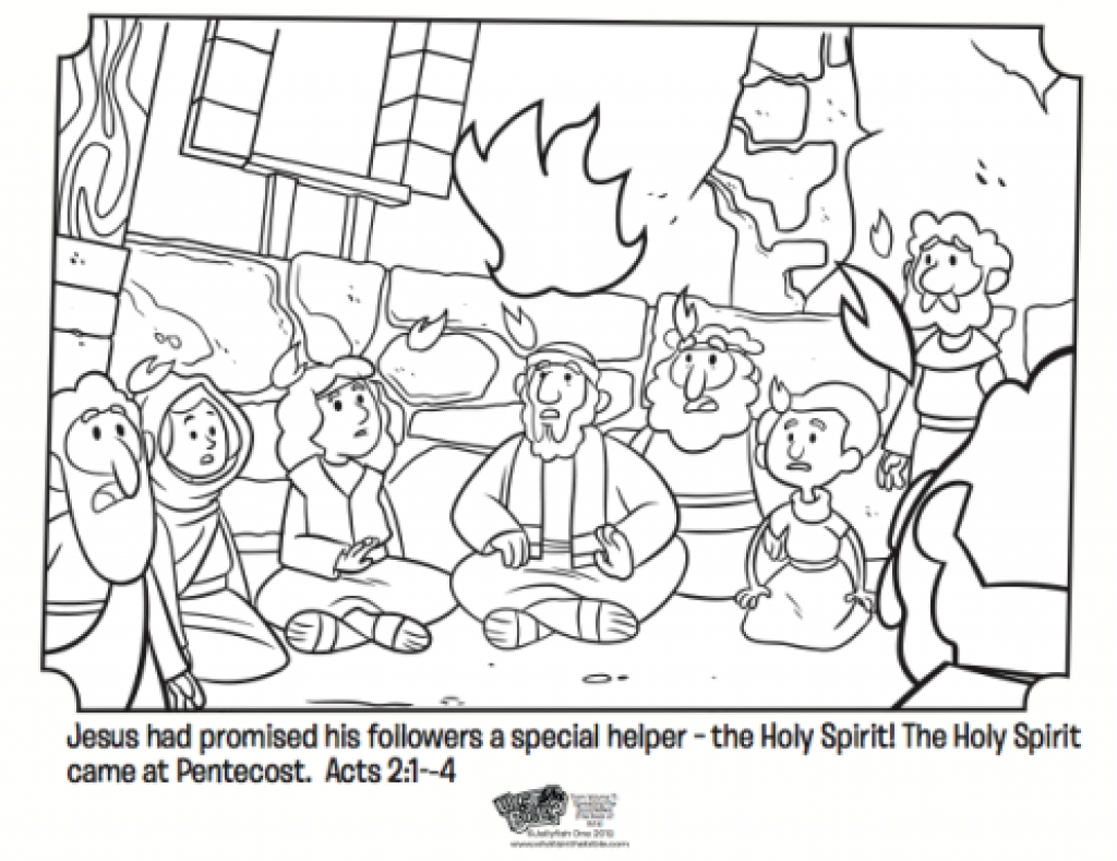 1024x789 Fruits Of The Holy Spirit Coloring Pages Home Incredibl