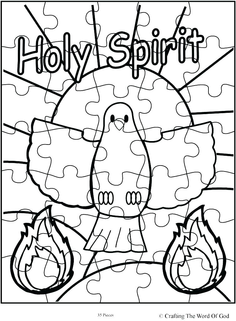 754x1024 Holy Spirit Coloring Page Holy Spirit Coloring Pages Holy Spirit