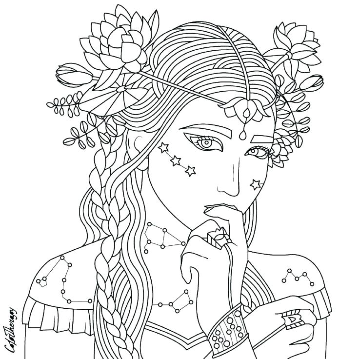736x736 People Coloring Page People Coloring Pages Adult Coloring Pages