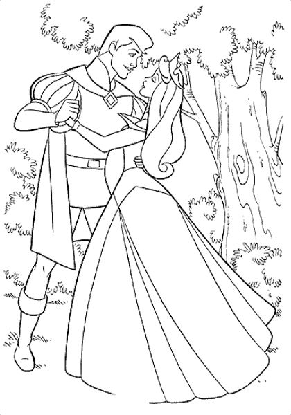 420x600 Aurora Dancing In Forest Coloring Pages Coloring Pages