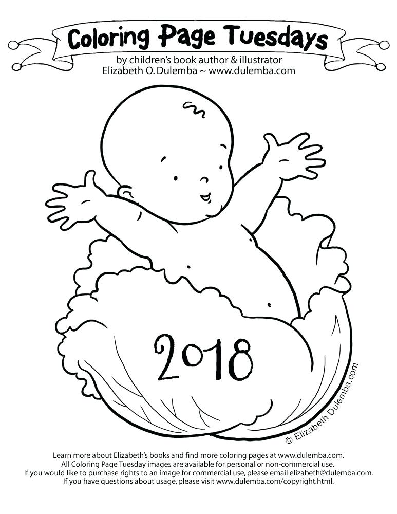 773x1000 December Coloring Page A New Year A Fresh Start I Hope Its Filled